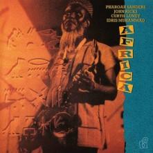 Vinyl SANDERS, PHAROAH - AFRICA