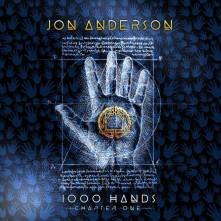 CD ANDERSON, JON - 1000 HANDS