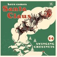 Vinyl V/A - HERE COMES SANTA CLAUS