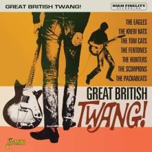 CD V/A - GREAT BRITISH TWANG!