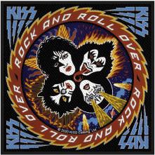 Nažehlovačka Rock N' Roll Over
