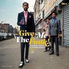 Vinyl V/A - GIVE ME THE FUNK VOL.5