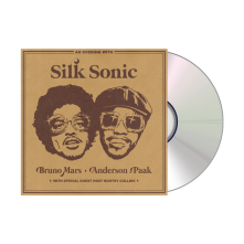 CD An Evening with Silk Sonic