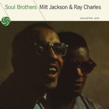 Vinyl & Ray Charles - Soul Brothers