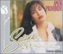 CD SELENA - AMOR PROHIBO