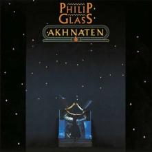 Vinyl GLASS, PHILIP - AKHNATEN