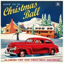 Vinyl V/A - HEADIN' FOR THE CHRISTMAS BALL