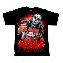Tričko Jason, Muž, Čierna, 3XL