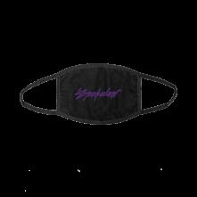 Rúško Špekulant Purple, Unisex, Čierna, Univerzálna