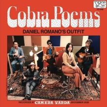 CD ROMANO, DANIEL - COBRA POEMS