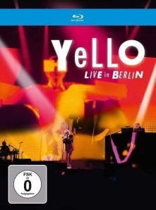 Blu-ray YELLO 'LIVE IN BERLIN'