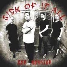 Vinyl SICK OF IT ALL - XXV NONSTOP