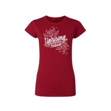 Tričko Tops, Žena, Antique Červená, L