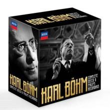 CD BOHM, KARL - COMPLETE DECCA & PHILIPS RECORDINGS
