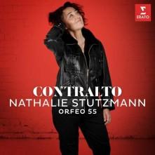 CD STUTZMANN, NATHALIE - CONTRALTO / ORFEO 55