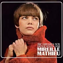 Vinyl MATHIEU, MIREILLE - The Fabulous New French Singin