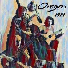 CD OREGON - 1974