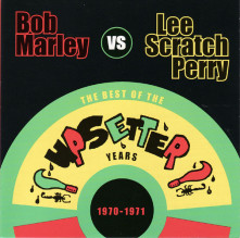 Vinyl vs. Lee Scratch Perry - The Best Of The Upsetter Years 1970-1971