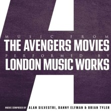 Vinyl LONDON MUSIC WORKS - MUSIC FROM THE AVENGERS MOVIES