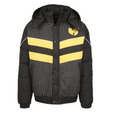 Bunda Puffer Jacket, Muž, Čierna,