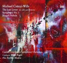 CD CSANYI-WILLS, MICHAEL - LAST LETTER