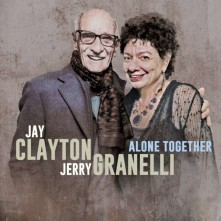 CD CLAYTON, JAY & JERRY GRAN - ALONE TOGETHER