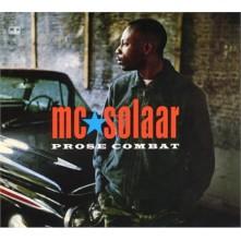 CD MC SOLAAR - PROSE COMBAT