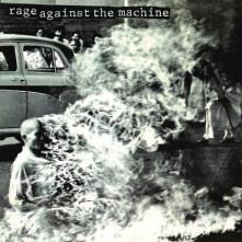 Vinyl Rage Against the Machine