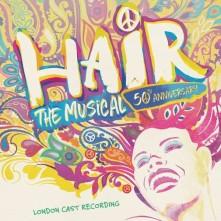 CD HAIR LONDON CAST - HAIR THE MUSICAL