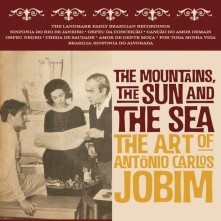 CD V/A - MOUNTAINS, THE SUN AND THE SEA - THE ART OF ANTONIO CARLOS JOBIM