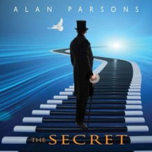 CD PARSONS, ALAN - SECRET