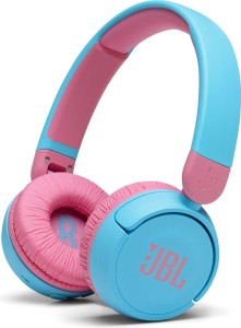 Slúchadlá JBL JR310BT Blue/Pink