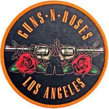 Nažehlovačka Los Angeles Orange