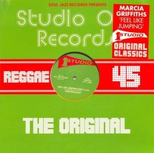 Vinyl GRIFFITHS, MARCIA - FEEL LIKE JUMPING