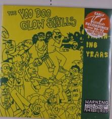 Vinyl VOODOO GLOW SKULLS - POTTY TRAINING YEARS