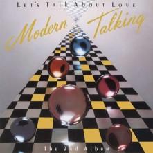 Vinyl LET'S TALK ABOUT LOVE