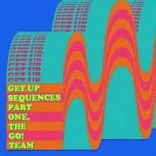 Vinyl GO! TEAM - GET UP SEQUENCES PART ONE