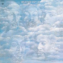 CD WEATHER REPORT - Sweetnighter