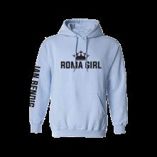 Mikina Roma Girl, Unisex, Sky blue,