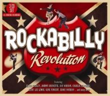 CD V/A - ROCKABILLY REVOLUTION