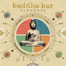 CD V/A - BUDDHA BAR - ELEMENTS