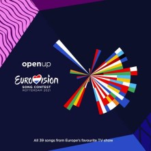 CD Eurovision Song Contest Rotterdam 2021