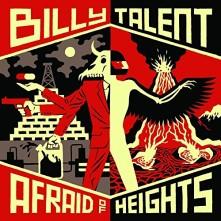 Vinyl Afraid of Heights (Blk Vinyl Hol)
