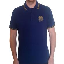 Polokošela Crest Logo, Unisex, Modrá, L