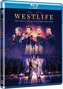 Blu-ray THE TWENTY TOUR - LIVE...