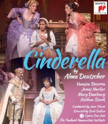 Blu-ray DEUTSCHER, ALMA - Alma Deutscher - Cinderella