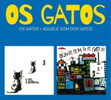 CD OS GATOS - OS GATOS + AQUELE SOM DOS GATOS