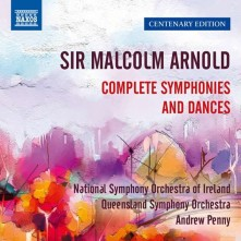 CD ARNOLD, M. - COMPLETE SYMPHONIES AND DANCES