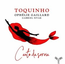 CD TOQUINHO - CANTO DA SEREIA