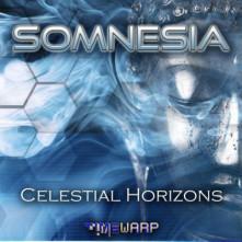 CD SOMNESIA - CELESTIAL HORIZONS